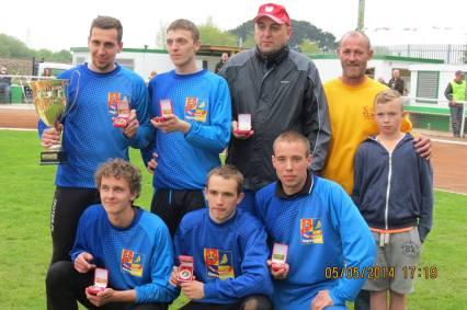 2014 Euro Club Championships, Ostrow.