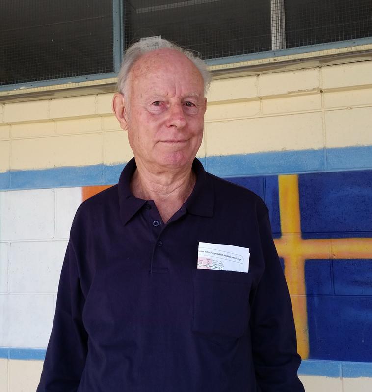 Dennis Rogers at Findon