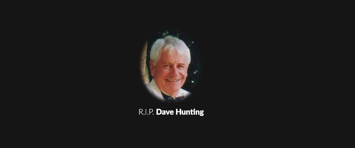 OBITUARY: Dave Hunting