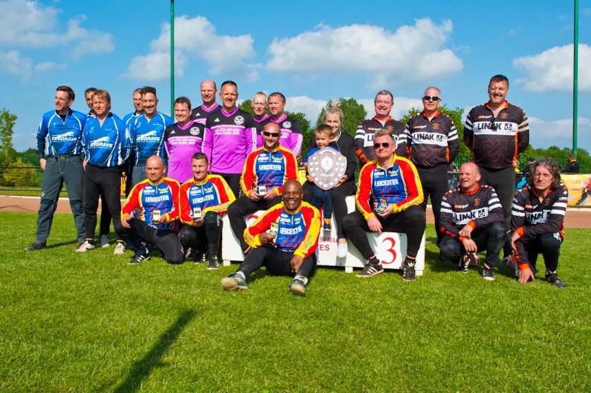 2016 Veterans Club Championships Podium