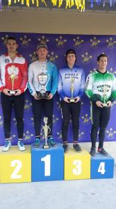 Div 1: 1st Daniel Robb 2nd: Ty Geertsen 3rd: Jack Norman 4th: Cody Chadwick