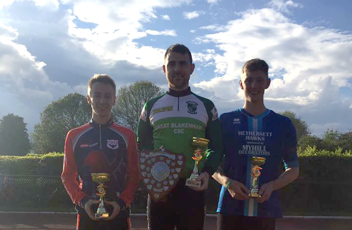 MATCH REPORT: Osborne takes major honours in East Anglian Championships