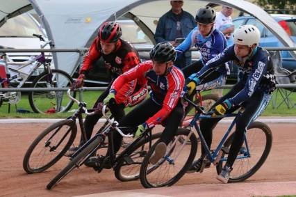 Action from Semi-Final 1 at Birmingham by Peter Payne.