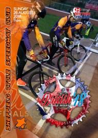 Sheffield Programme Cover Finals Weekend 2018