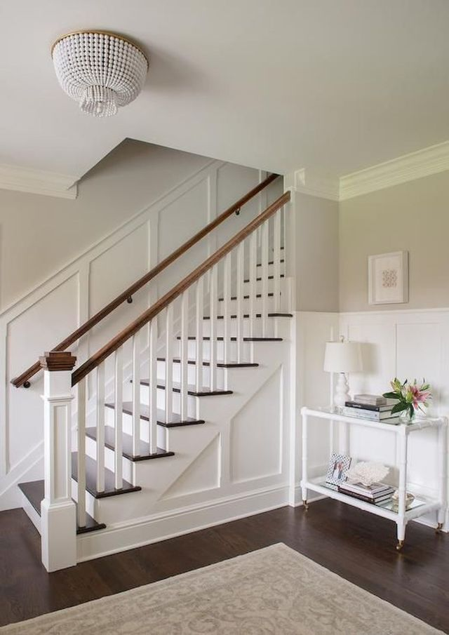 33 Ultimate Farmhouse Staircase Decor Ideas And Design 33decor