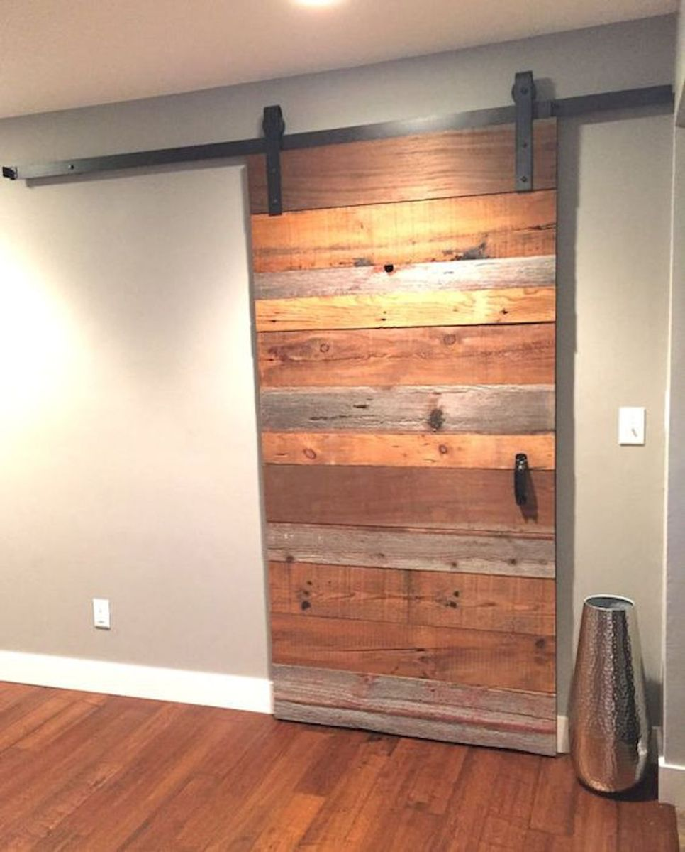33 Fantastic Barn Door Design Ideas (5)