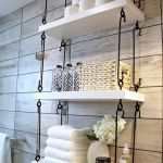 33 Fantastic Bathroom Storage Decor Ideas And Remodel (16)