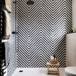 33 Fantastic Bathroom Tile Design Ideas (4)