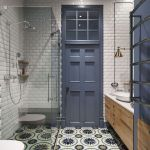 33 Fantastic Bathroom Tile Design Ideas (7)