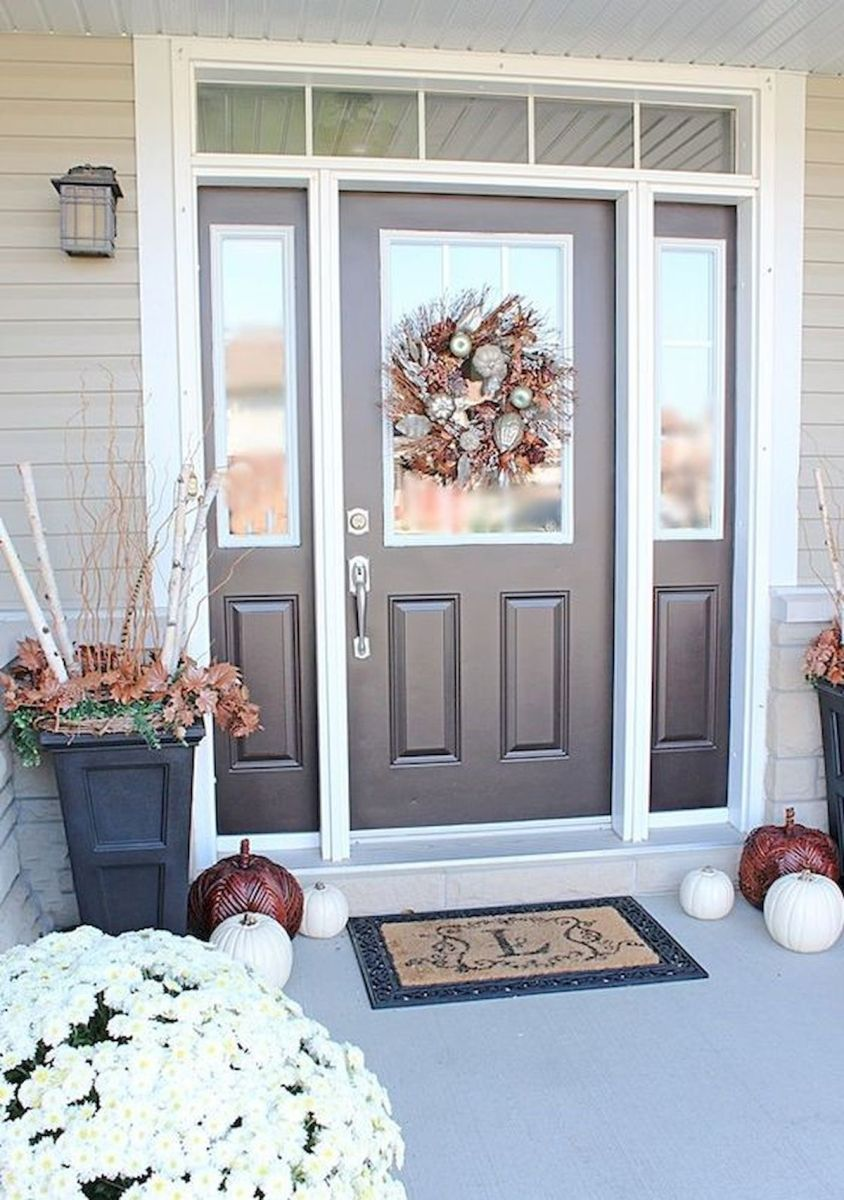 33 Magical Front Door Colors Design Ideas (1)