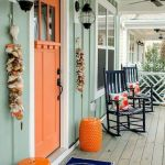 33 Magical Front Door Colors Design Ideas (34)