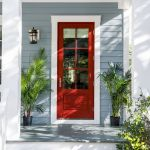33 Magical Front Door Colors Design Ideas (5)
