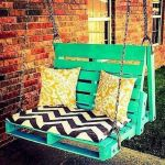 33 Ideas For Pallet Swings (33)