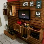 33 Ideas For Pallet TV Stand (23)