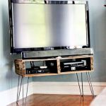 33 Ideas For Pallet TV Stand (34)