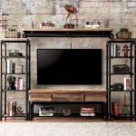 33 Best Industrial Living Room Ideas (32)