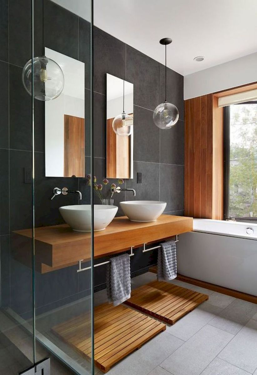 33 Best Industrial Style Bathrooms Ideas (33)