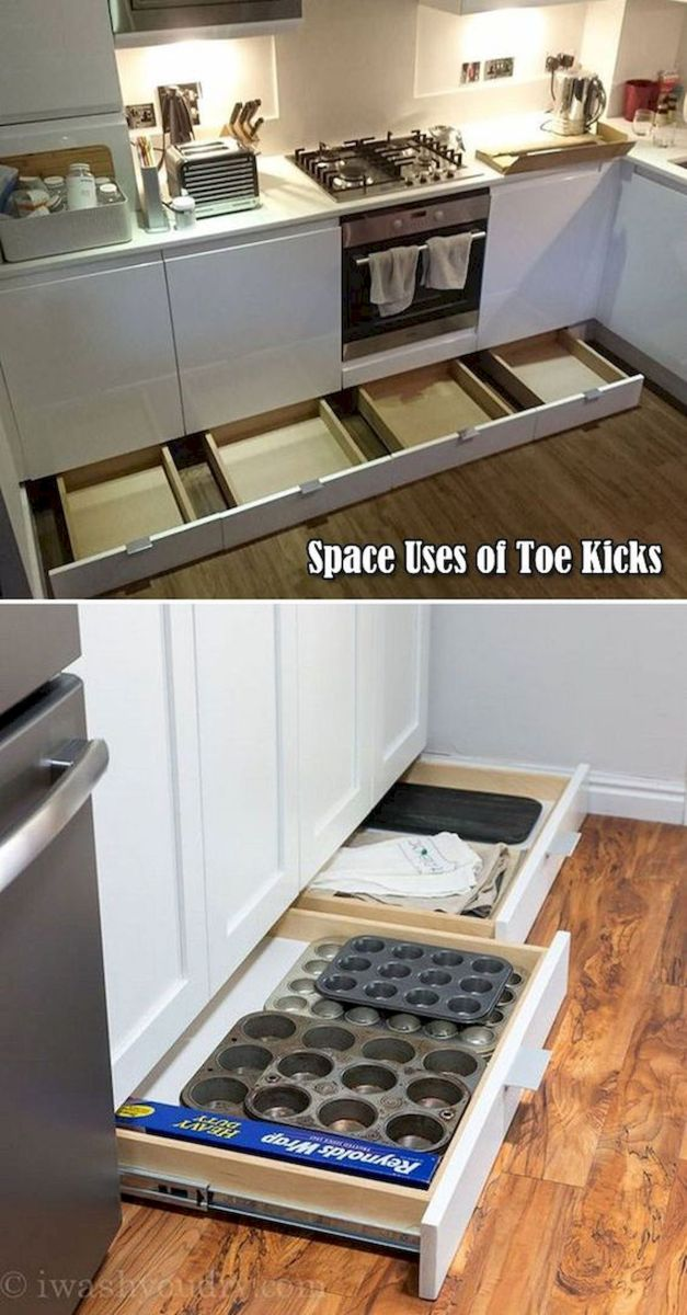 33 Best DIY Kitchen Cabinets Ideas (17)