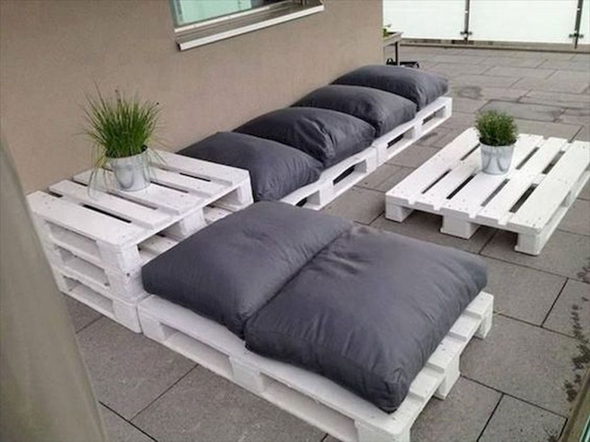 33 Best DIY Patio Furniture Ideas (29)