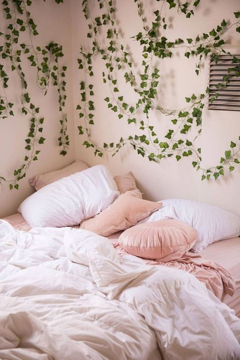 33 Awesome Aesthetic Bedroom Decor Ideas (16)