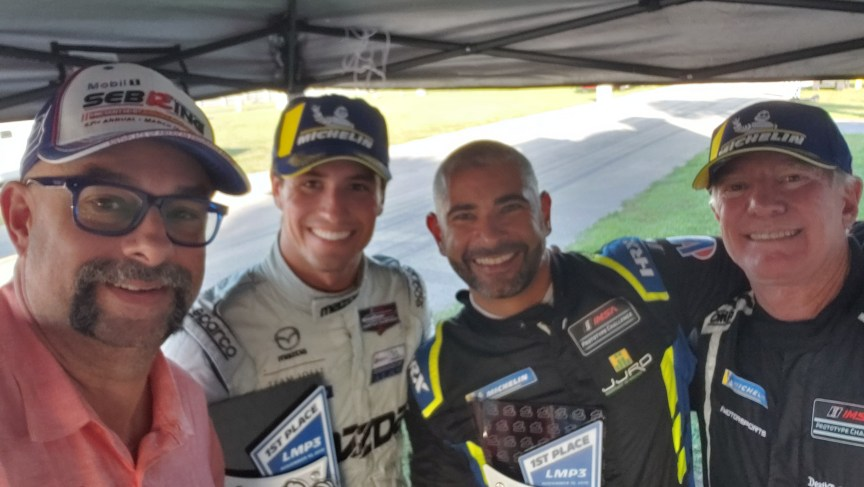 33 Dreams of Indy in Victory Lane at Sebring with Forty7 Motorsports