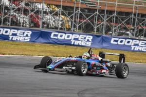 Christian Rasmussen Road to Indy