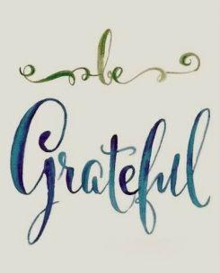 The magic of saying Thank you, ili kako je vjera dobila smisao?