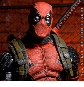DEADPOOL - 1/4 SCALE FIGURE