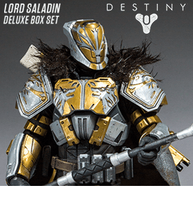 DESTINY LORD SALADIN DELUXE FIGURE