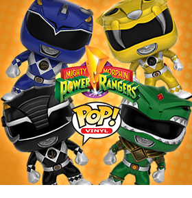 FUNKO POP! - POWER RANGERS