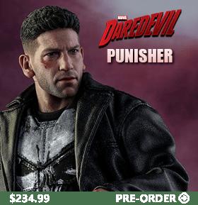 Daredevil 1/6 Scale Figure - Punisher