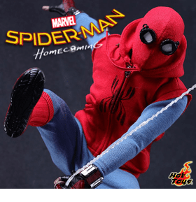 HOMECOMING 1/6 SCALE HOMEMADE SUIT SPIDER-MAN