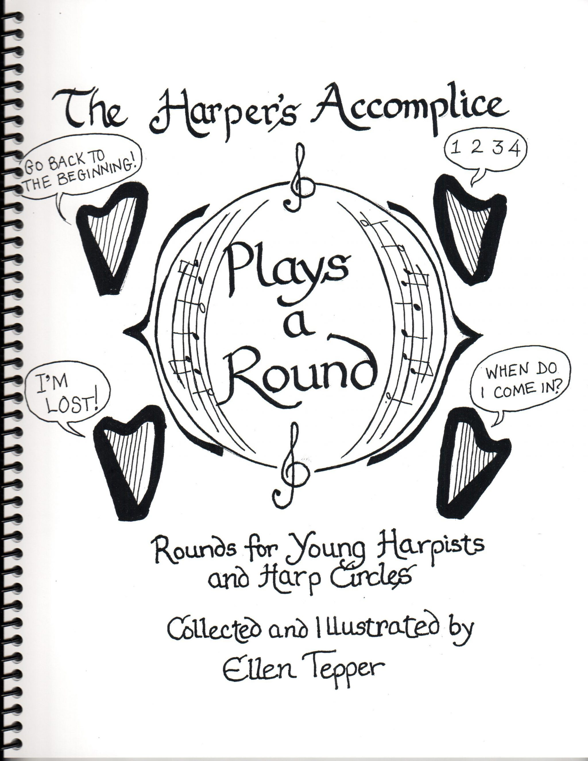 The Harper S Accomplice Plays A Round 3 Harps