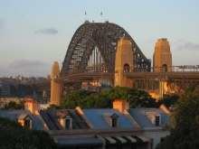 Dawes Point Sydney Harbour Bridge (1)