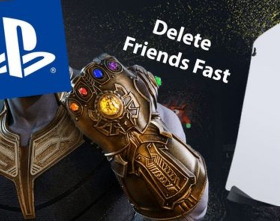 The Fastest Way To Delete Friends on PlayStation