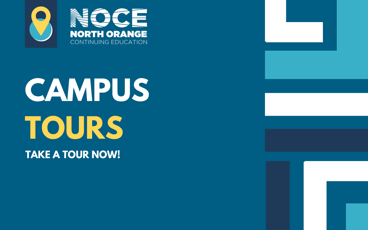 Campus Tours Now Available
