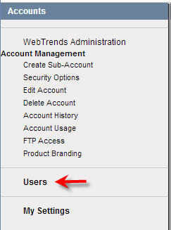 Webtrends-On-Demand-Accounts-Menu