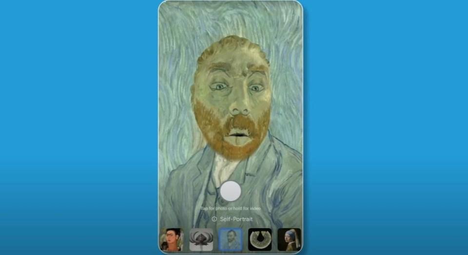filtro google obras arte