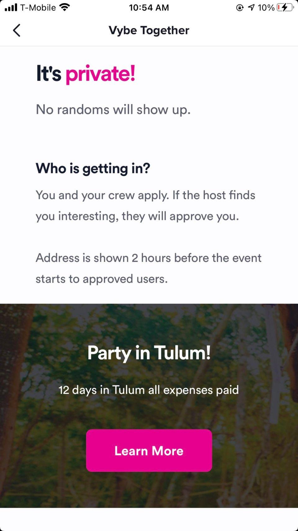 No es broma: Crean app para promocionar fiestas clandestinas ante el COVID-19