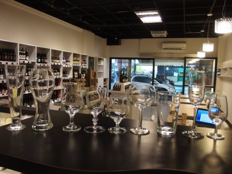 Craft Taiwan Beer Shop Glasses