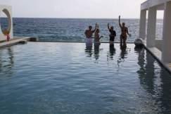Pool Party at Moon
