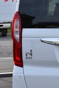N-BOX テールランプ