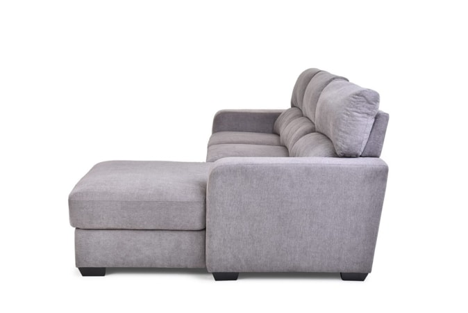 sherbert 3 seater sofa with chaise right hand facing