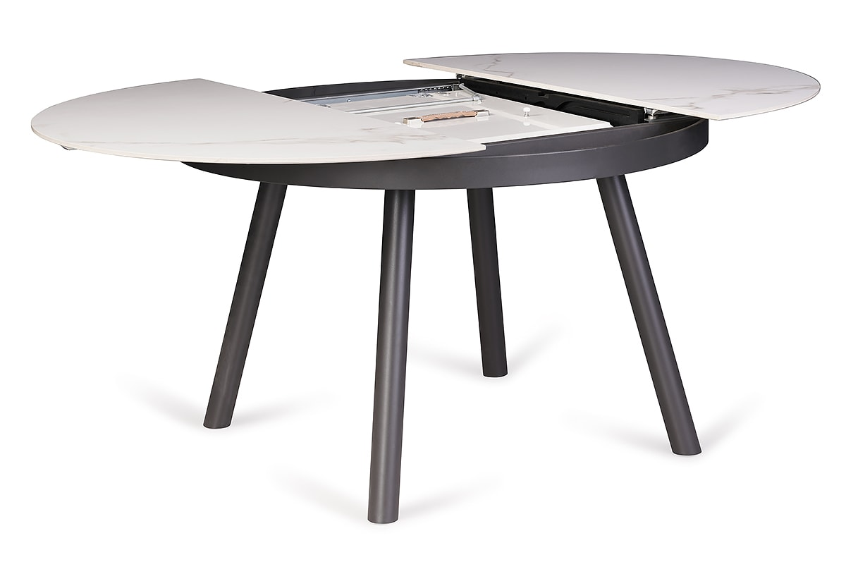 Genoa 1 2 1 7m Extending Dining Table Michael Murphy Home Furnishing
