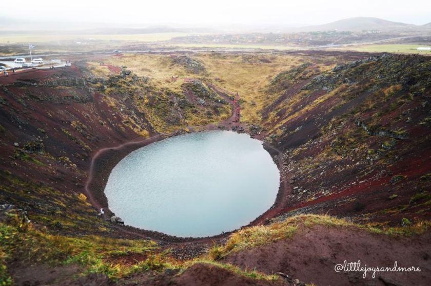 Kerið, Iceland