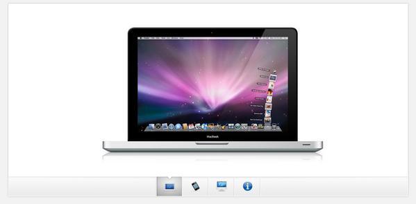Beautiful Apple-style Slideshow Gallery
