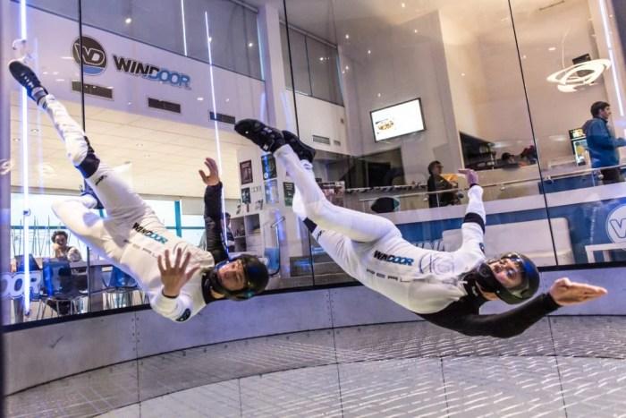 Indoor Skydiving Competition Wind Games Empuriabrava Windoor