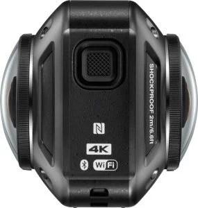 Nikon, Nikon KeyMission 360, KeyMission 360, Action Camera, Camera 360, Nikon 360