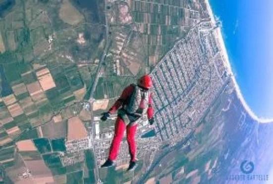 skydiving, skydive, parachute, tracking, angle, free fall, freefly, Empuriabrava, Skydive Empuriabrava, España