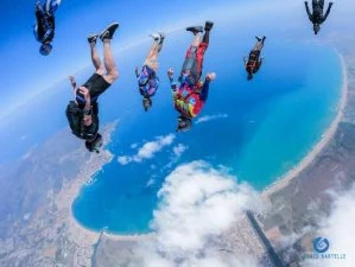 Skydive Empuriabrava drop zone